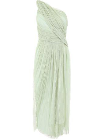 Maria Lucia Hohan Willa One-shoulder Dress