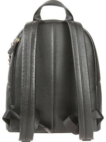 Michael Kors Logo Detail Chain Backpack