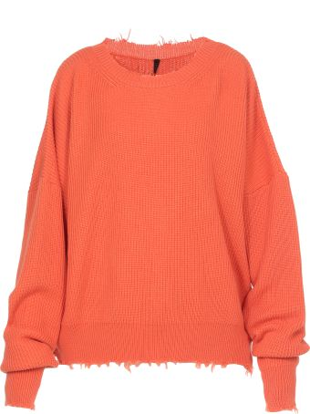 Ben Taverniti Unravel Project Rib Oversize Sweater