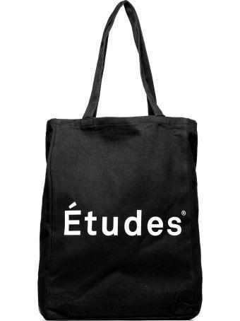 Études Printed Shopper Bag