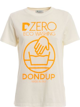 Dondup Logo Printed T-shirt