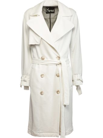8PM Edberg Trench Coat