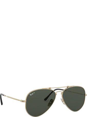 Ray-Ban Ray-ban Rb8125m Titanium Sunglasses