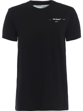 Off-White Leaves Arrows Casual T-shirt