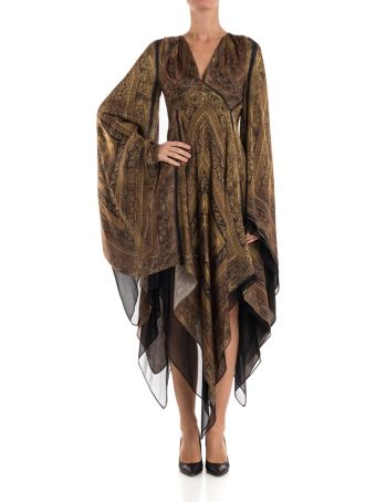 Plein Sud Silk Dress