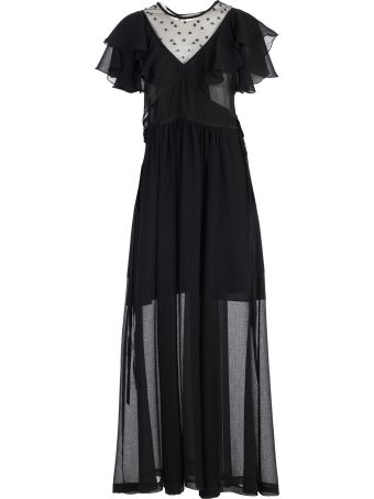 Philosophy di Lorenzo Serafini Dress W/s Long W/flounce