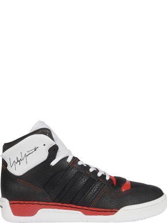 Y-3 Adidas Y-3 Logo Sneakers