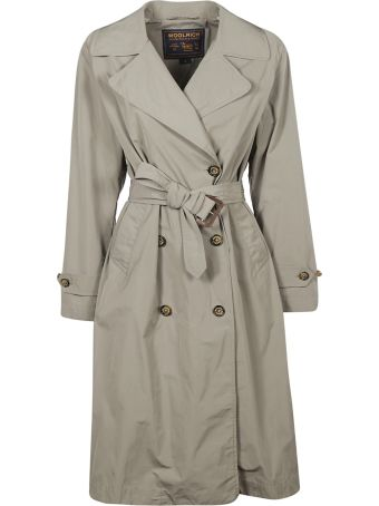 Woolrich Belted Trench
