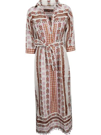Dodo Bar Or Patterned Shirt Dress