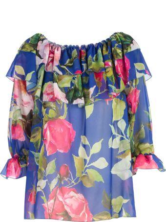 Blugirl Floral Blouse