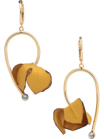 Marni Earrings With Flowers