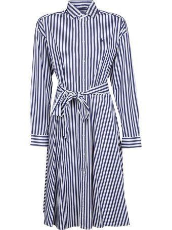 Ralph Lauren Striped Shirt Dress