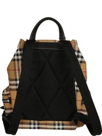 Burberry Check Vintage Backpack