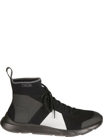 Christian Dior Dior Logo Sneakers