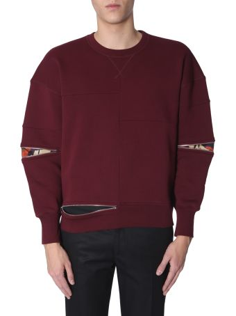 Alexander McQueen Round Neck Sweatshirt