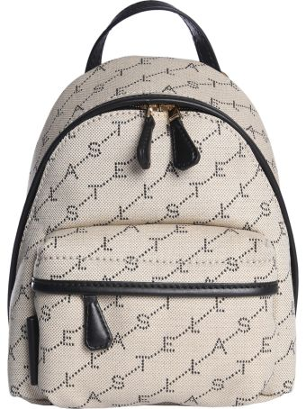 Stella McCartney Small Monogram Backpack