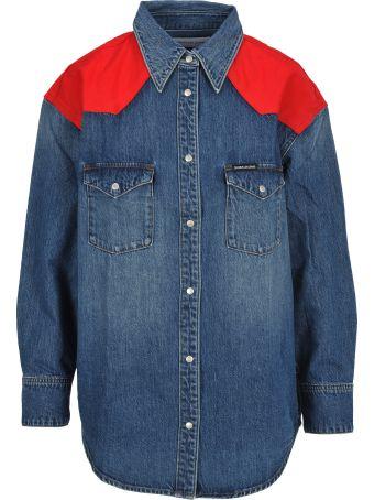 Calvin Klein Jeans Oversized Found. Shirt