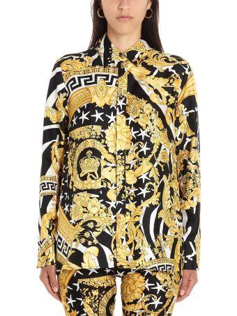 Versace 'wild Barocco' Shirt