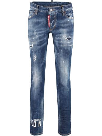 Dsquared2 Jennifer 5-pocket Jeans