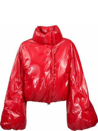 Add Afterhomework X Add Cropped Padded Jacket