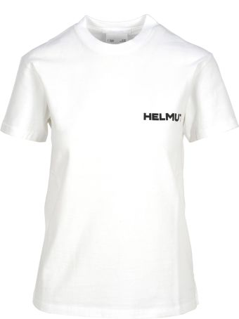 Helmut Lang Tshirt Lang We Trust