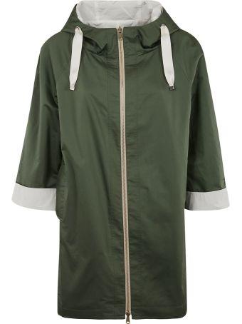 Brunello Cucinelli Zip-up Coat