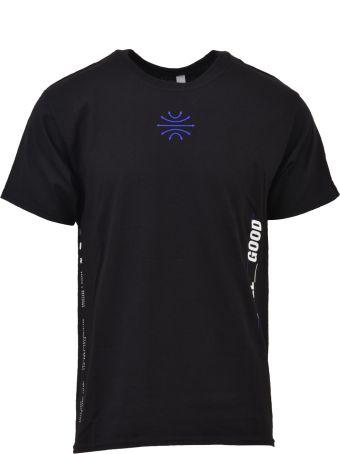 Still Good Black Crewneck T-shirt