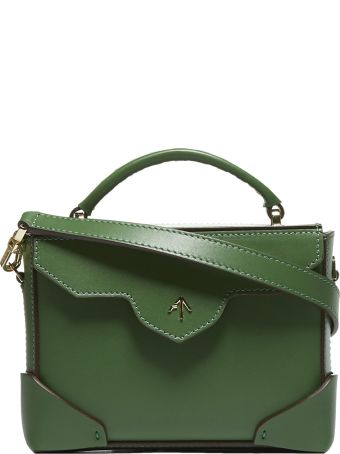 MANU Atelier Box Shoulder Bag
