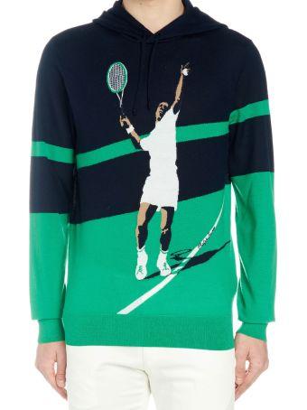 Ralph Lauren Black Label 'tennis' Sweater