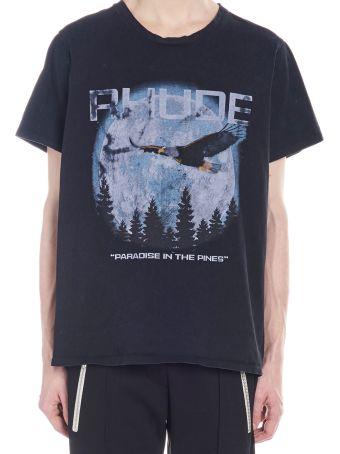 Rhude 'paradise' T-shirt