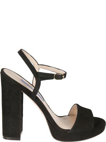 Stuart Weitzman Buckled Sandals