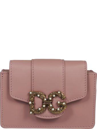 Dolce & Gabbana Logo French Wallet