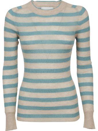 Forte_Forte Forte Forte Striped Sweater