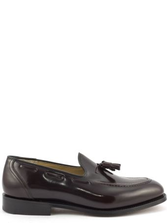 Church's Kingsley Polished Binder Burgundy Loafer