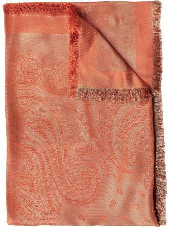 Etro Silk Blend Scarf
