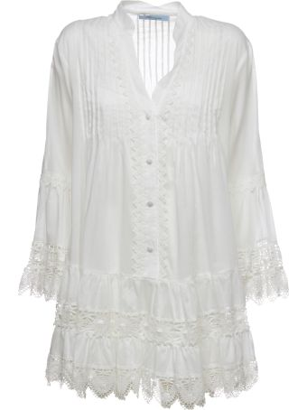 Blumarine Flared Dress