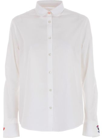 PS by Paul Smith Pointed Collar Shirt