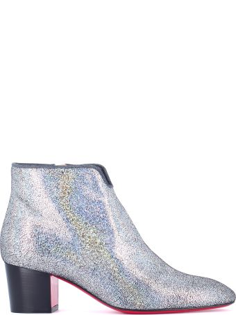 """Christian Louboutin Ankle Boots """"disco 70s"""""""