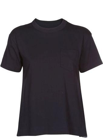 Sacai Side Pocket T-shirt