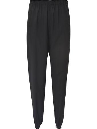 Prada Buttoned-cuffs Trousers