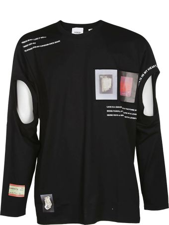 Burberry Montage T-shirt