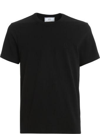Ami Alexandre Mattiussi T-shirt Brodé