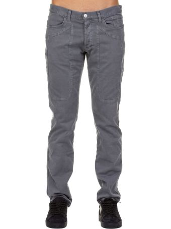 Jeckerson Jeckerson Cotton Stretch Jeans