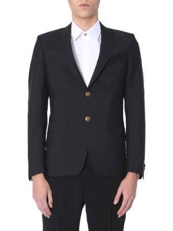 Givenchy 4g Jacket With Buttons