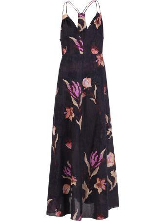 Nanushka Floral Print Dress