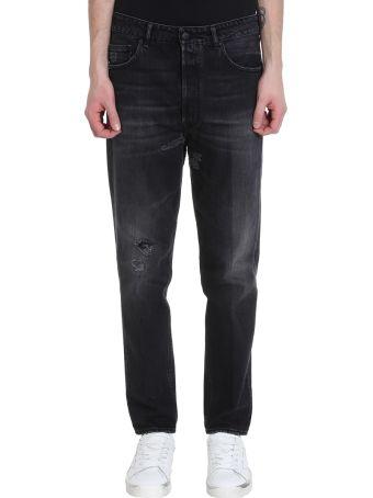 Golden Goose Happy Black Denim Jeans