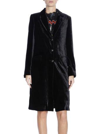 Etro Coat Coat Women Etro