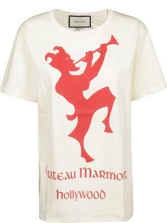 Gucci Demon Printed T-shirt