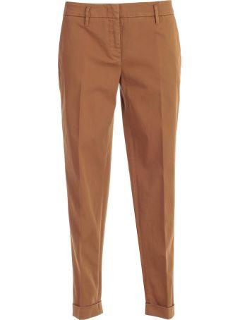 Aspesi Mid-waist Trousers