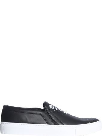 Givenchy Leather Slip Ons